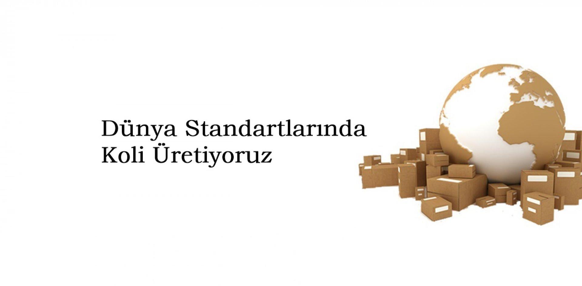 Dünya Standartlarında Kutu Üretiyoruz